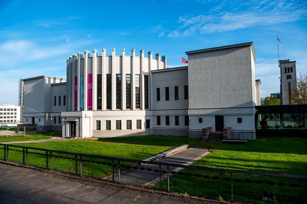 Čiurlionio muziejus Kaune