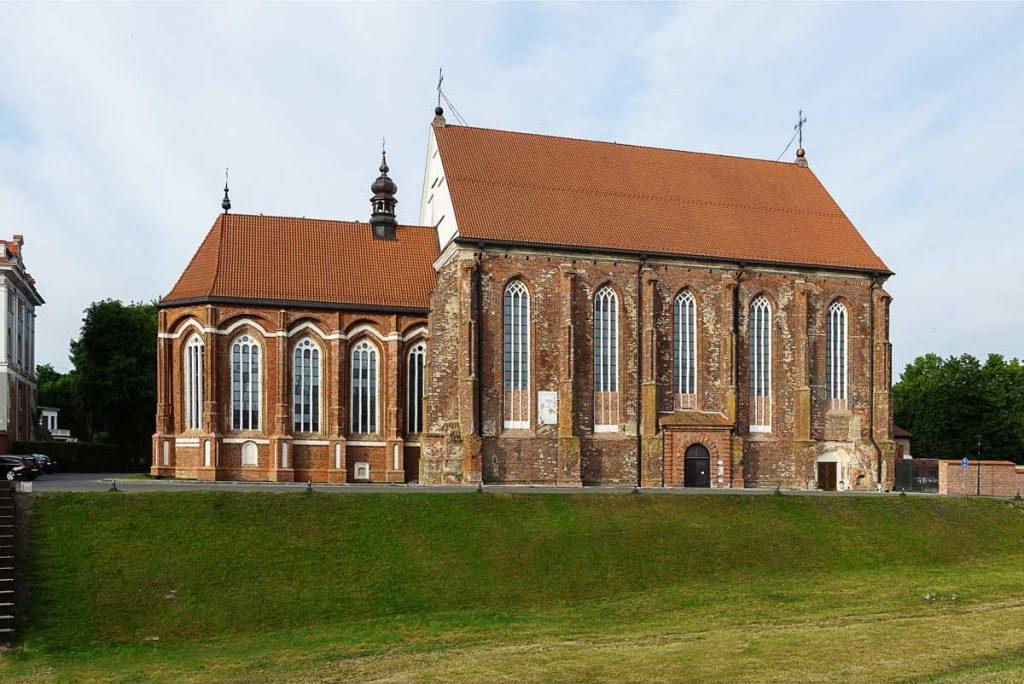 Jurgio bažnyčia prie Kauno pilies
