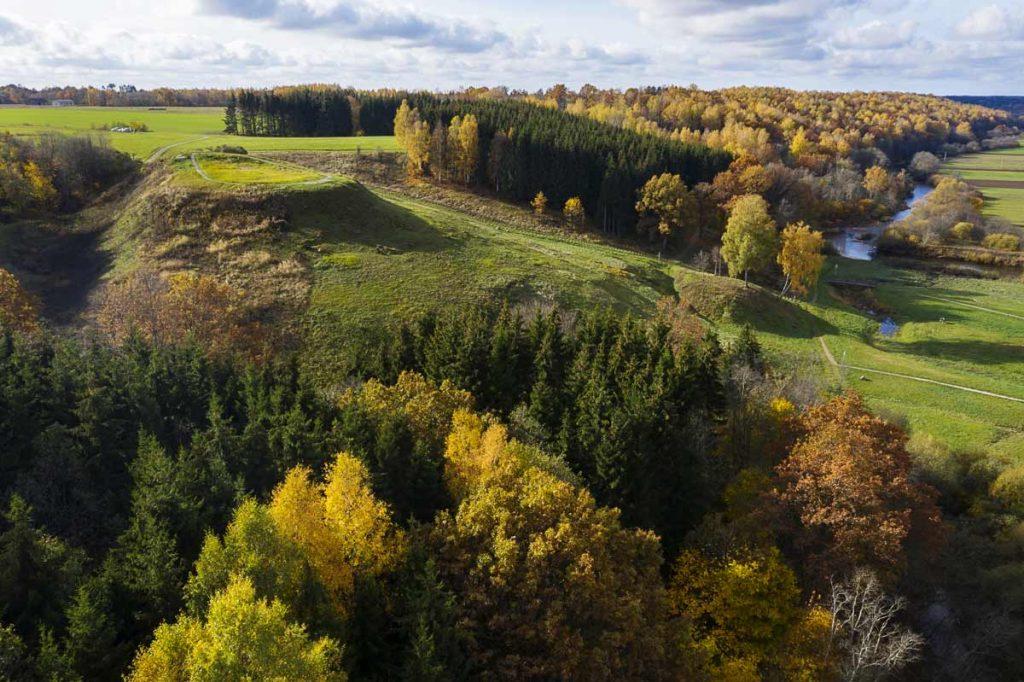 Kartenos piliakalnis