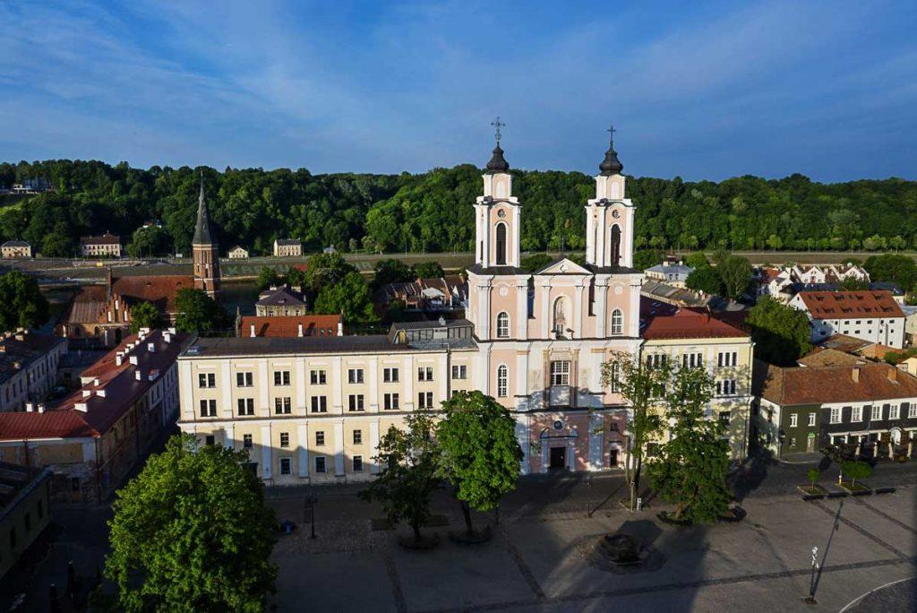 Kravero bažnyčia Kaune