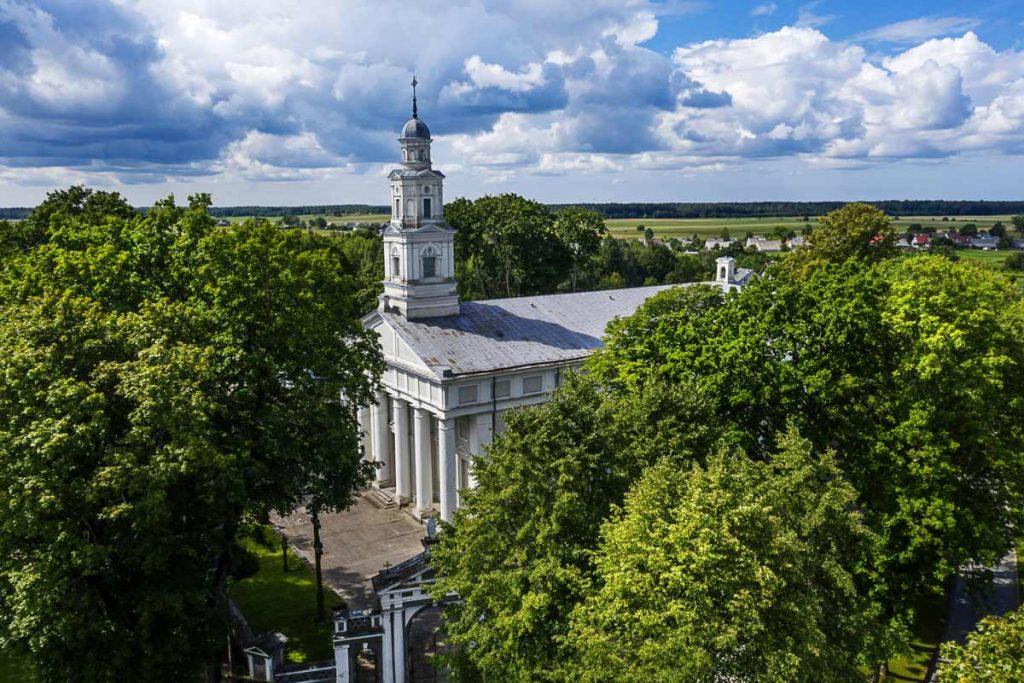 Kulių bažnyčia