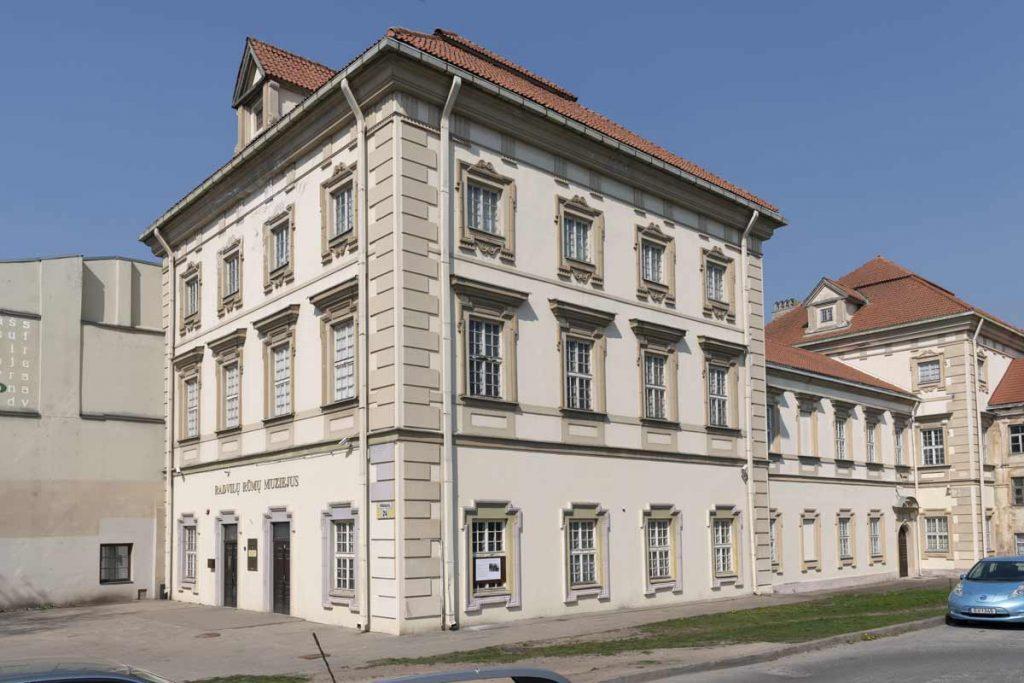 Radvilų rūmai Vilniaus senamiestyje