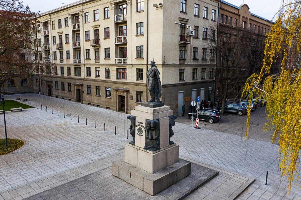 Vytauto paminklas Laisvės alėjoje Kaune