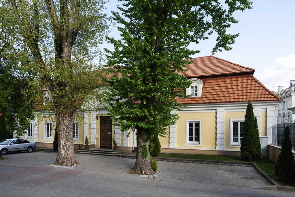 Zaluskių Oginskių rūmai