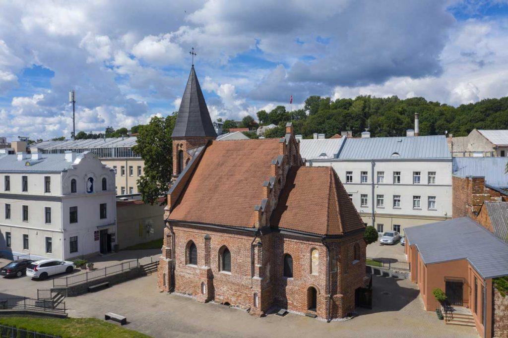 Getrūdos bažnyčia Kaune